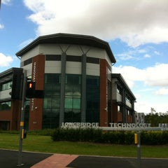 Photo taken at Longbridge Technology Park by Mary C. on 8/1/2012