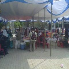 Photo taken at Masjid Raya Jatimulya by Yasser F. on 7/14/2012