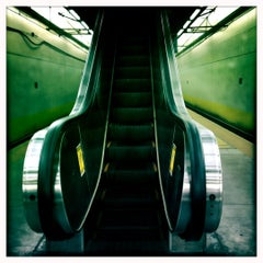 Photo taken at Yellow Line - Buendia Station by Brian B. on 6/23/2012