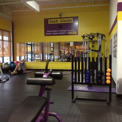 Photo taken at Planet Fitness by Richard J. on 5/21/2012