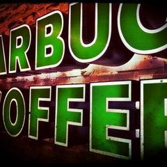Photo taken at Starbucks by Ryanng on 3/31/2012