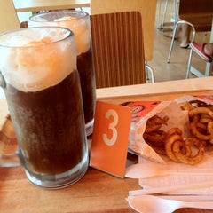 Photo taken at A&W by Lyn 💋 on 3/12/2012