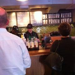 Photo taken at Starbucks by Jim C. on 3/14/2012