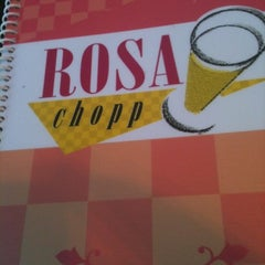 Photo taken at Rosa Chopp by Rogerio G. on 8/17/2012
