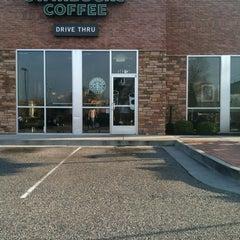 Photo taken at Starbucks by Emily G. on 3/17/2012