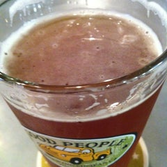 Photo taken at Good People Brewing by Christy T. on 6/28/2012