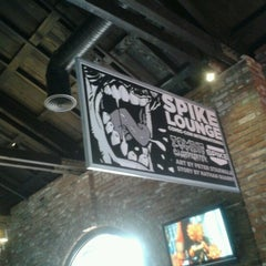 Photo taken at Official Spike Booth at Comic-Con by Sandi R. on 7/13/2012