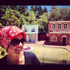 Photo taken at Mt. Tamalpais Amphitheater by Shelley C. on 6/10/2012