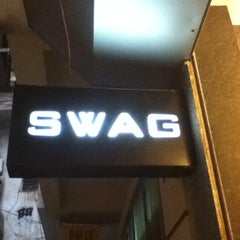 Photo taken at SWAG Shop by Linh M. on 2/23/2012