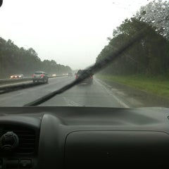 Photo taken at Interstate 95 by Rohan on 8/19/2012