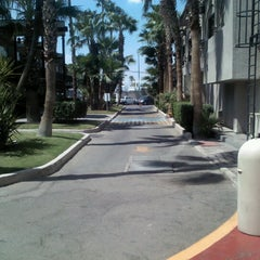 Photo taken at Hotel Lucerna by Sergio C. on 8/23/2012