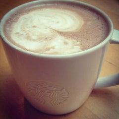 Photo taken at Starbucks by Danielle C. on 8/13/2012