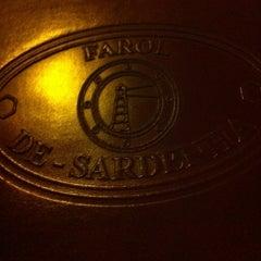 Photo taken at Farol de Sardenha by Camila I. on 4/5/2012