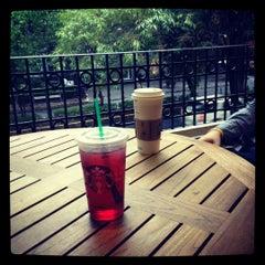 Photo taken at Starbucks by Mariana G. on 7/1/2012