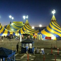 Photo taken at Ovo Cirque du Soleil by Shelly C. on 3/22/2012