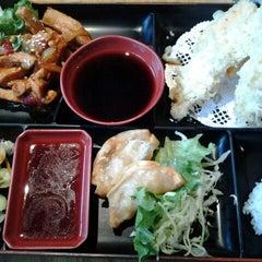 Photo taken at Yuki Japanese Restaurant by Krys R. on 4/1/2012