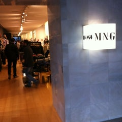 Photo taken at Mango by Andreas v. on 3/14/2012