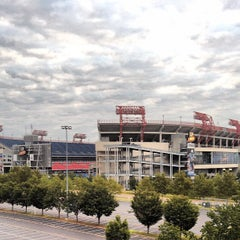 Photo taken at LP Field by Jase H. on 9/12/2012