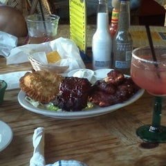 Photo taken at Fat Cactus Mexicali Cantina by Dara U. on 6/19/2012