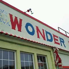 Photo taken at Wonder Bar by Infirmary P. on 3/4/2012