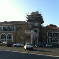 Photo taken at Roma Capitale - Municipio X by Paolo F. on 3/2/2012