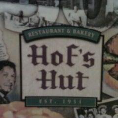 Photo taken at Hof's Hut by Ruben 0. on 2/10/2012
