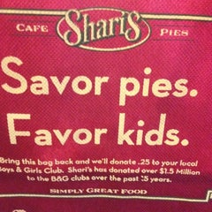 Photo taken at Shari's Restaurant by Lise W. on 3/27/2012