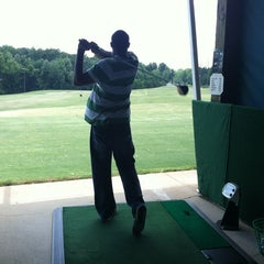 Photo taken at Leatherman Golf Learning Center by Allison G. on 6/15/2012