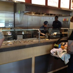 Photo taken at Qdoba Mexican Grill by Michael F. on 4/17/2012