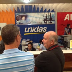 Photo taken at Unidas Rent a Car by Odirlei S. on 3/28/2012