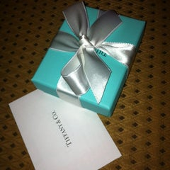 Photo taken at Tiffany & Co. by Shaun S. on 9/11/2012