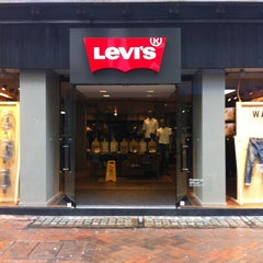 Photo taken at Levi's Store by Daniel F. on 3/7/2012
