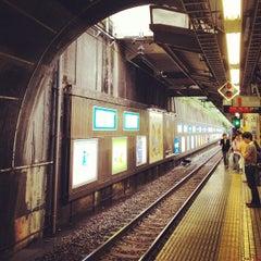 Photo taken at 御茶ノ水駅 (Ochanomizu Sta.) by c50cub96 on 6/16/2012