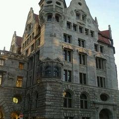 Photo taken at Burgplatz by Hortencia F. on 2/22/2012