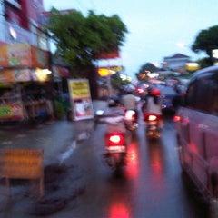 Photo taken at Jalan Taman Siswa by Abraham M. on 3/20/2012