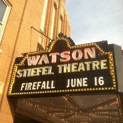 Photo taken at Steifel Theatre by Marty J. on 6/17/2012