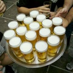 Photo taken at Bar Bracarense by Thiago F. on 12/10/2011
