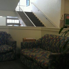 Photo taken at Morton Hall by Erica T. on 3/1/2012