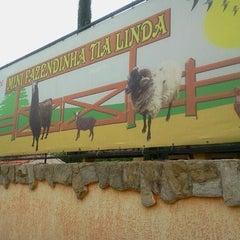 Photo taken at Fazendinha Tia Linda by Rodrigo V. on 10/9/2011