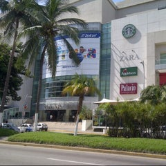 Photo taken at Galerías Diana by Rafael Z. on 7/1/2012