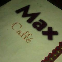 Photo taken at Max Caffé by Phoenix J. on 12/8/2011