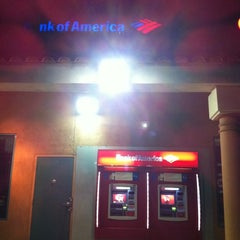 Photo taken at Bank Of America ATM by Nestor S. on 7/22/2011