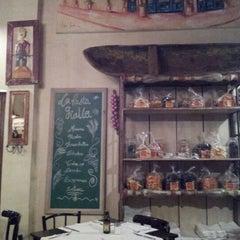 Photo taken at La Pasta Gialla by Wivio L. on 2/21/2012