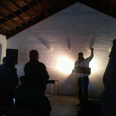 Photo taken at City Church of Compton by Paty C. on 11/6/2011