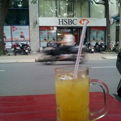 Photo taken at HSBC E-town by Mizugi C. on 5/17/2012