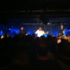 Photo taken at Komedia by Thomas B. on 8/15/2012