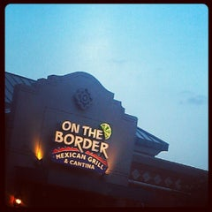 Photo taken at On The Border Mexican Grill & Cantina by Sophocles G. on 7/20/2012