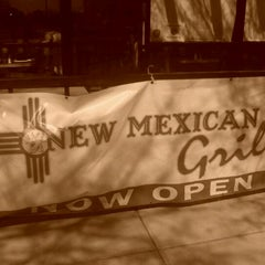 Photo taken at New Mexican Grill by BRANDT F. on 3/1/2012