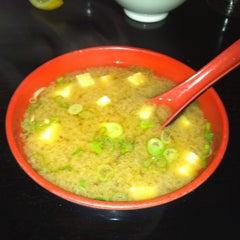 Photo taken at Samurai Japanese Restaurant by Lisa H. on 4/30/2012
