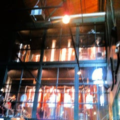 Photo taken at Against The Grain Brewery by Brian D. on 7/13/2012